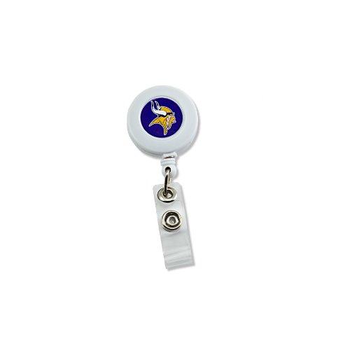 Amnico NFL Minnesota Vikings Badge Reel