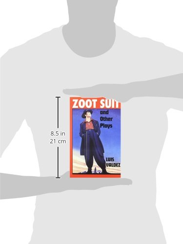 a review of zoot suit a book by luis valdez Revised and revived in chicago some 20 years after it flopped on broadway, luis valdez's zoot suit remains a singularly curious hybrid of brechtian agit-prop treatise, conventional courtroom melodrama and hip-hop musical.