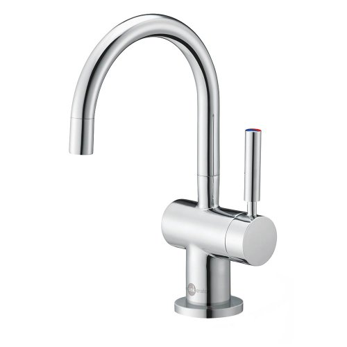 InSinkErator F-HC3300C Indulge Modern Instant Hot and Cold Water Dispenser, Chrome (Water Dispenser Faucet Chrome compare prices)