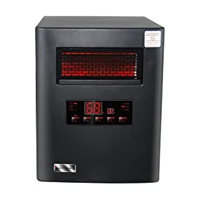 Heat Pro Infrared Cabinet Space Heater