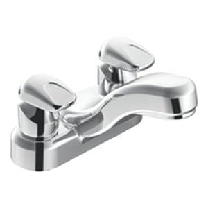 Moen 8886 Commercial M-Press 4-Inch Centerset Metering Lavatory Faucet