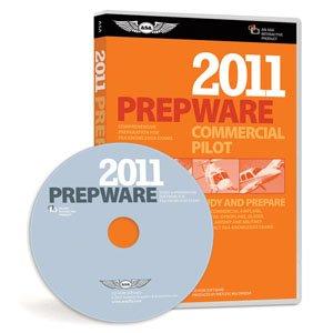 Asa 2011 Commercial Pilot Prepware Software On Cd
