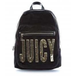 Juicy Couture Juicy Flag Zaino nero