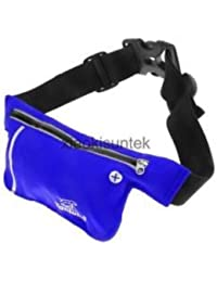 Alcoa Prime Unisex Ultrathin Outdoor Running Waist Bag Sports Pocket Bag Sapphire Blue