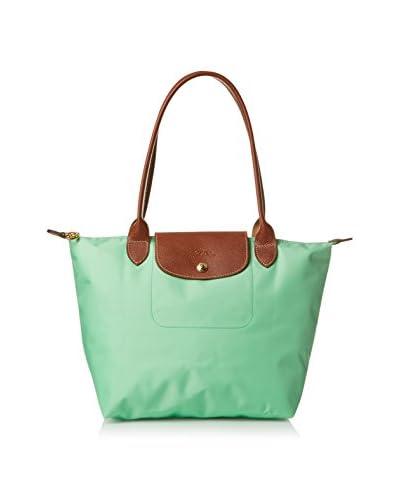 Longchamp Women's Le Pliage Small Tote, Verde