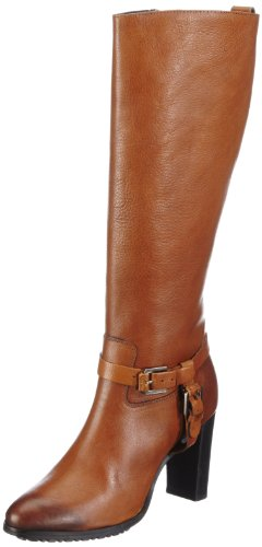 Buffalo London 1019-4-1 B COW Boots Womens Brown Braun (TAN 01) Size: 7 (41 EU)