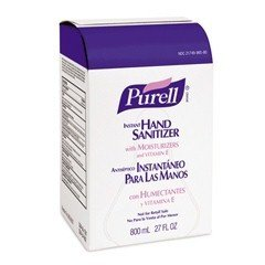 Gojo 800mL Purel Hand Sanitizer (9657-12) 12/Case