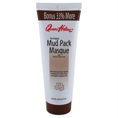 Queen Helene Masque Mud Pack - 8 oz(3 Pack)