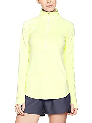 Under Armour Chaqueta Deporte Threadborne Run True 1/2 Zip (Naranja)