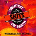 img - for The Greatest Skits on Earth, Volume 1 by Wayne Rice (1986-03-01) book / textbook / text book