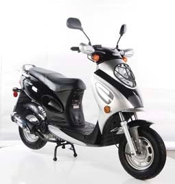 Classic Look Scooter 49cc Street Legal by TAOTAO USA INC