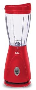 Elite Cuisine EPB-2570R MaxiMatic Personal Drink Mixer, Red by Elite Cuisine
