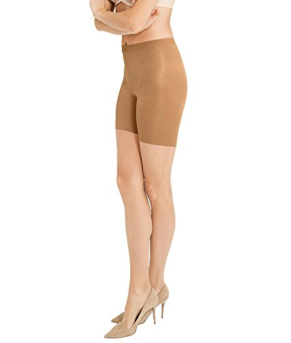 SPANX In-Power Line Sheers Firm Control Pantyhose, C, Bisque New Spanx Power Panties