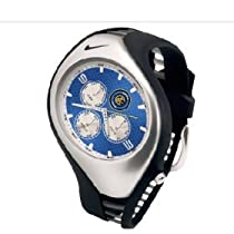 Nike Triax Swift 3i Analog Inter Milan Club Team Watch - Black/Royal - WD0052-008