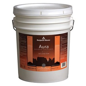 Exterior Paint, Low Lustre, 5 gal, Seattle