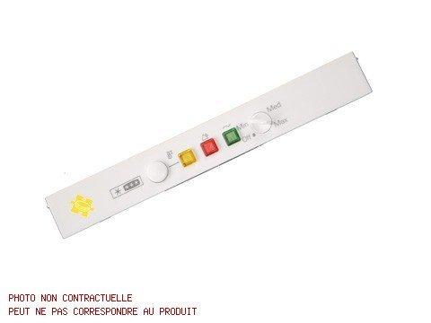 WHIRLPOOL - bandeau module complet pour congélateur WHIRLPOOL