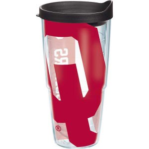 Tervis Tumbler Oklahoma Sooners Colossal Wrap 24oz with Travel Lid tervis tumbler abilene christian acu wildcats water bottle with lid 24oz
