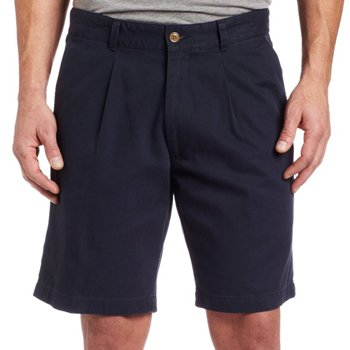 Dockers Big & Tall Pleated Shorts