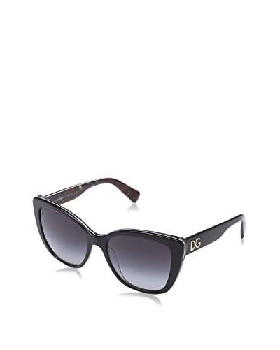 ZZ-Dolce & Gabbana Occhiali da sole DG4216 (55 mm) Nero/Rosa