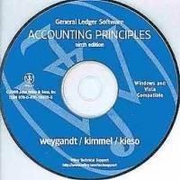 General Ledger Software to accompany Accounting Principles