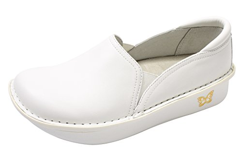Alegria Shoes Amazon White In Wide