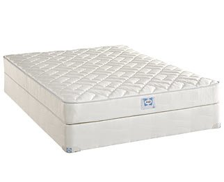 Cheap Sealy Posture Firm Mattress Set Twin