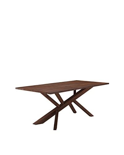 Domitalia Tree Table, Chocolate