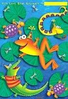 Leap Frog Loot Bags - 8/Pkg