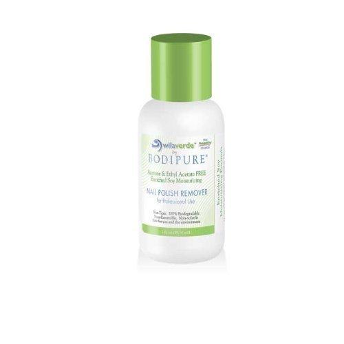 Acetone Free Nail Polish Remover-2oz by Bodipure,Inc