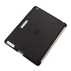 Speck Products SmartShell, Lightweight, Ultra-Thin Case for iPad 2 - Black (SPK-A0432)