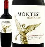 モンテス・クラシック・カベルネ・ソーヴィニョン 2013 チリ 赤ワイン 750ml フルボディ 辛口