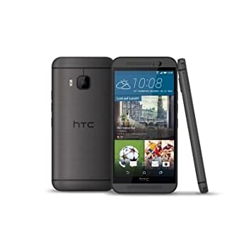 HTC One M9 gun-metal gray Android Smartphone