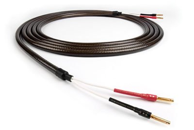 Chord Epic Twin Speaker Cable (2 x 2.5m Terminated) Black Friday & Cyber Monday 2014
