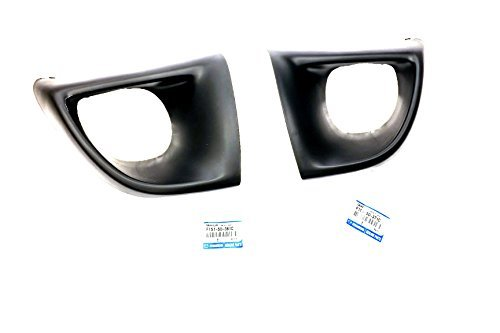 2004-2008-mazda-rx-8-rear-right-left-bumper-protector-guard-set-oem-by-mazda