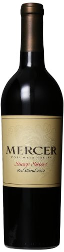 2010 Mercer Estates Sharp Sisters Red Wine Blend 750 Ml