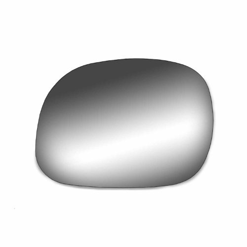 Fit System 99034 Ford Driver/Passenger Side Replacement Mirror Glass (2002 Ford F150 Driver Side Mirror compare prices)