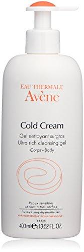 Avene Cold Cream Gel Detergente Surgras 400ml