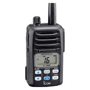 Icom M88 Instrinsically Safe (IS) Handheld VHF Radio