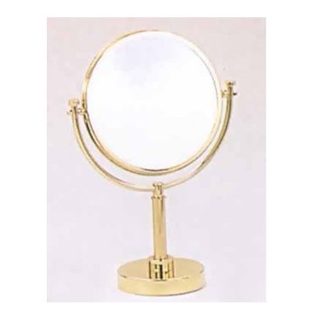 Finishes Antique Bronze-ABZ 3 X Magnifcation Shaving & Makeup Mirrors 8″