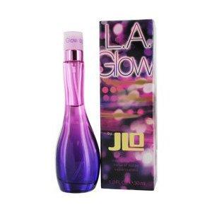J Lo L.A. Glow Eau De Toilette Spray for Women, 1 Ounce