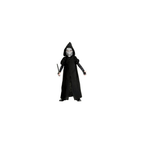 Child's Harry Potter Deluxe Death Eater Costume Costume - Medium