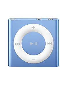 Apple iPod shuffle 2GB - Blue - 4th Generation (Launched Sept 2010)