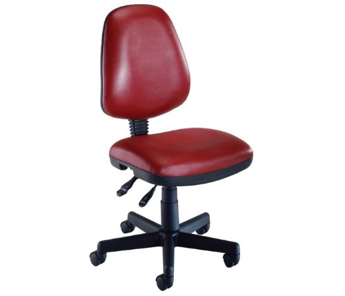 Buy Low Price Comfortable Antimicrobial Vinyl Computer Swivel Desk Chair (B002PNL3GK)
