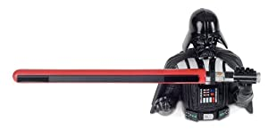 Official Nintendo and Star Wars Wii Darth Vader Sensor Bar Holder
