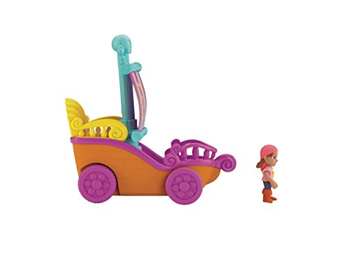 Fisher-Price Disney Jake and The Never Land Pirates: Sail 'N Roll Izzy - 1