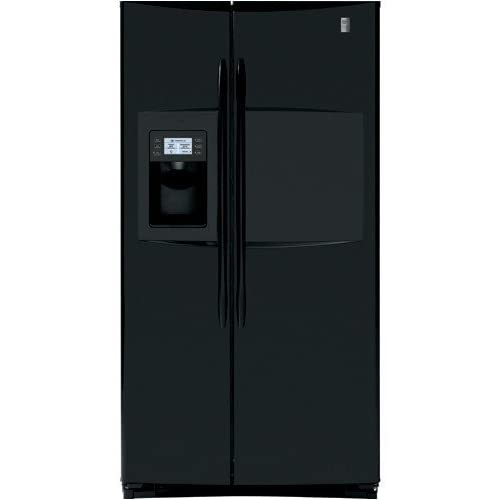 Profile(TM) Energy Star 25.5 Cu. Ft. Side by Side Refrigerator