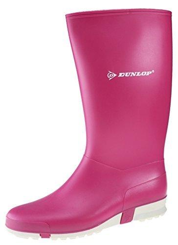 Dunlop-Sport-pink-Damengummistiefel-in-pink-39