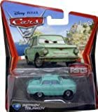 Disney Cars 2 Petrov Trunkov #18
