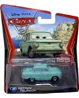 DISNEY PIXAR CARS 2 - Veicolo in miniatura, Petrov Trunkov