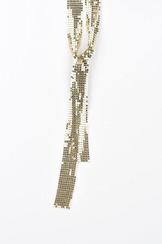 Necklaces for Women: Jennifer Lopez Shiny Gold 17